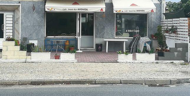Café em Vila Nova de Paiva
