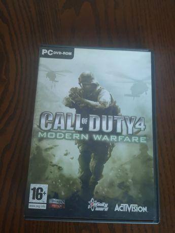 Gra na PC Call of duty modern warfare 4 pl