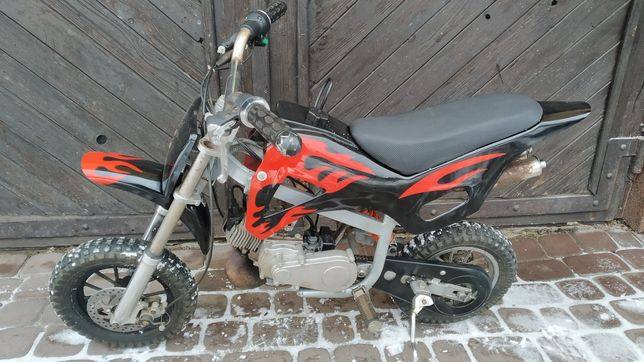 Mini motorek cross enduro