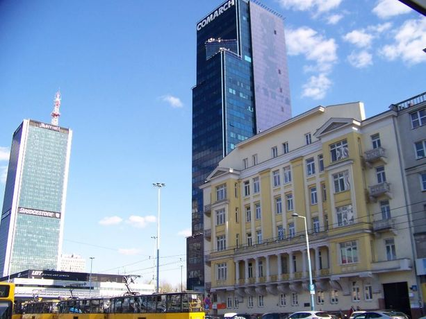 WIRTUALNE BIURO za 45 zł w centrum Warszawy Al. Jerozolimskie