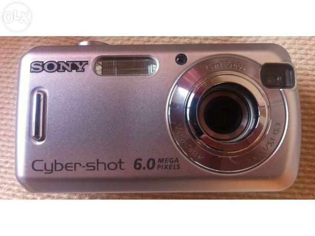 Sony dsc - s600 digital camera