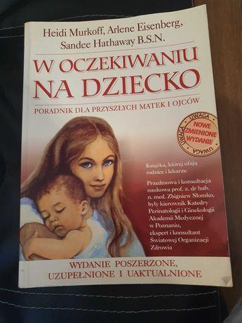 Książka  ,,W  oczekiwaniu na dziecko ''
