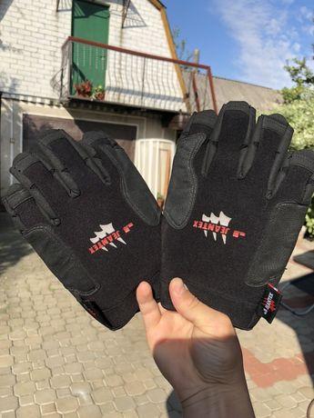 Велоперчатки велосипедные перчатки XL вело перчатки J Jeantex