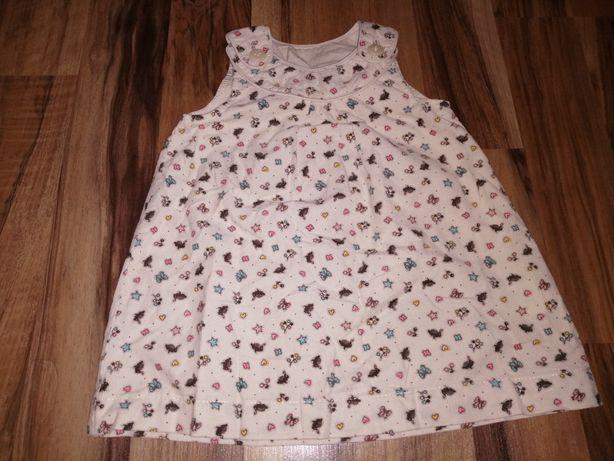 Sukienka HM rozmiar 86