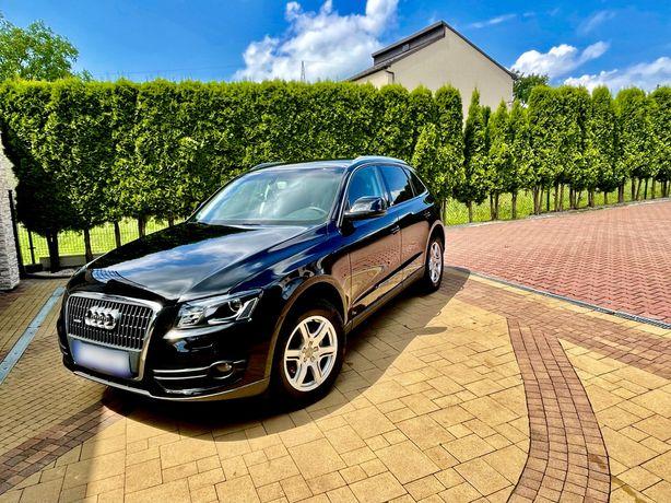 Samochód do ślubu| Audi Q5 SUV| auto dla pary młodej