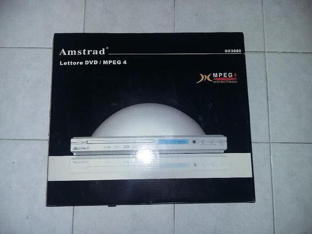 Leitor DVD Amstrad DX3080 NOVO (Com entrega*)