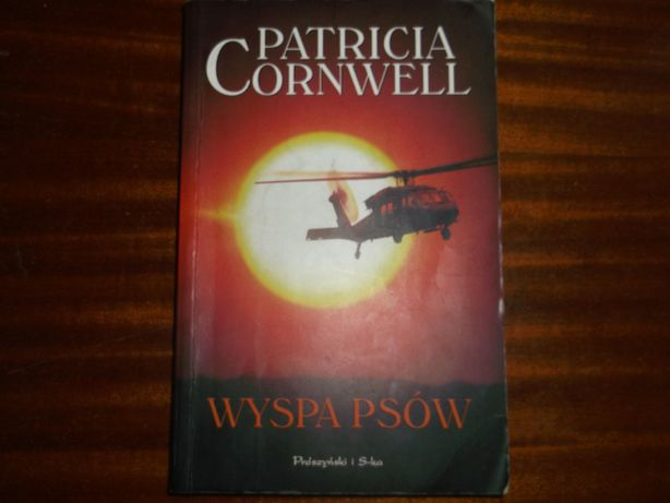Patricia Cornwell - Wyspa psów