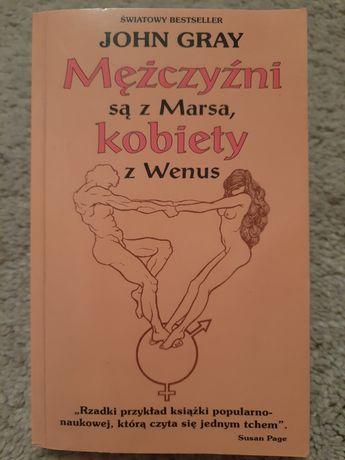 mężczyźni są z Marsa kobiety z Wenus John Gray