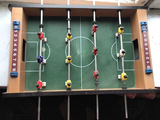 Настільний футбол (настольный футбол)