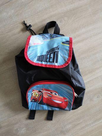 Plecak auta zygzak dziecięcy