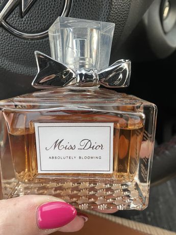 Miss dior absolutely blooming tester 100 ml