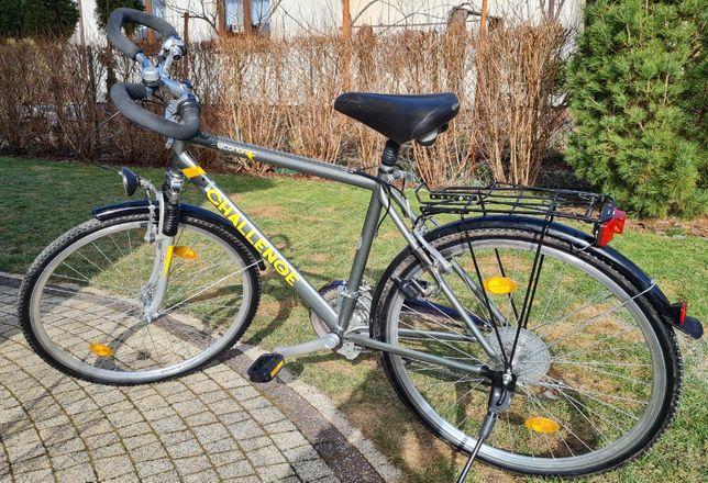 """Niemiecki rower trekkingowy męski koła 28"""", rama 55 cm - stan super !"""