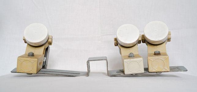 Szyna anteny sat konwertery tv sat