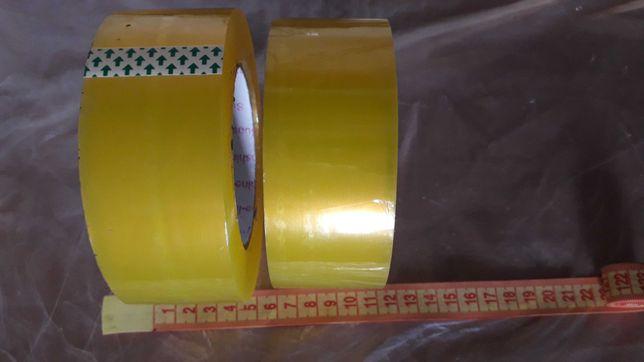 Скотч упаковочный прозрачный 220 метров 80 грн