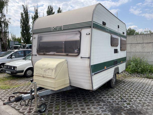 Przyczepa campingowa CHATEAU 350