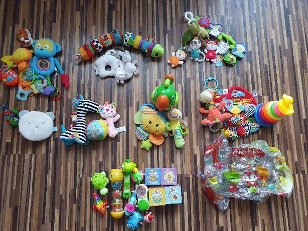 zabawki dla niemowlaka stan bdb