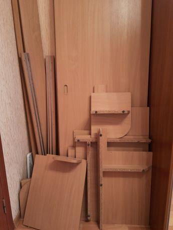 ДСП для изготовления мебели