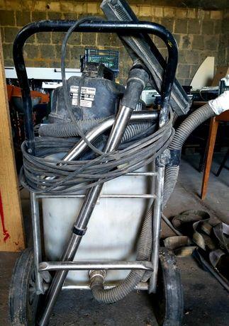 Blotenberg kerpen odkurzacz przemysłowy wielki solidny