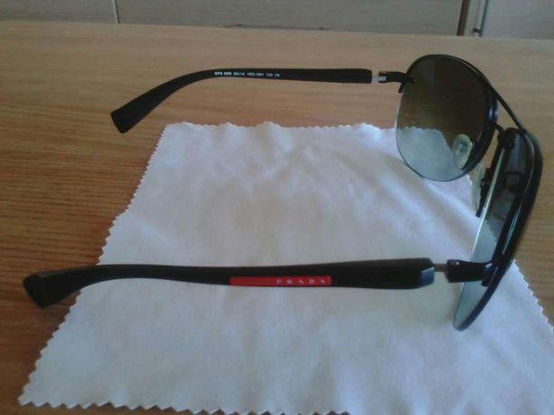 Óculos de sol PRADA originais com acessórios Prada Homem