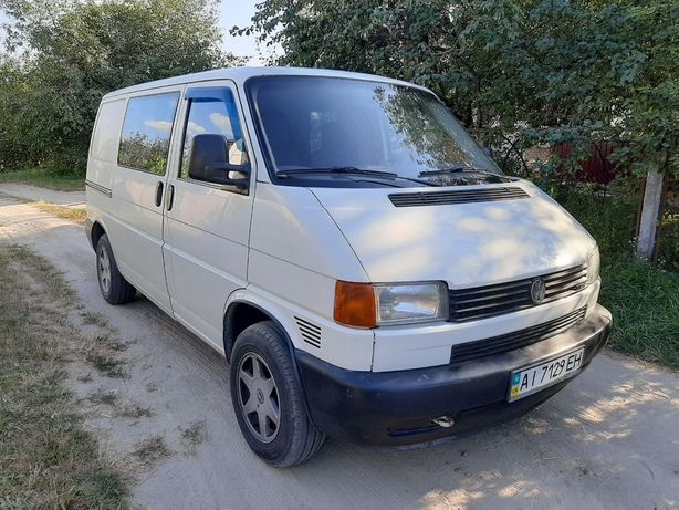 Volkswagen T4 (Transpotrer) пасс. 2000