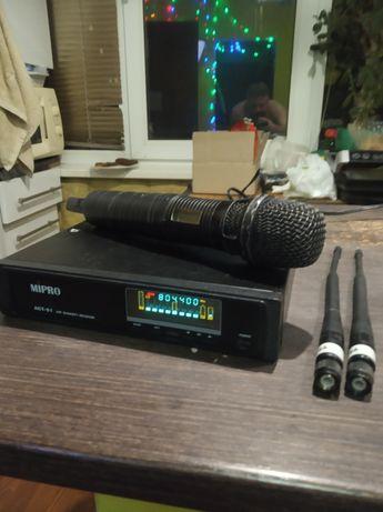 Радио микрофон конденсаторный mipro ACT-51