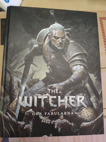 Wiedźmin the Witcher gra fabularna rpg