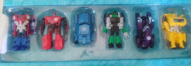 TRANSFORMERS zestaw robotów Optimus Prime