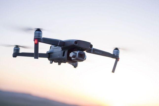 Fotografia i filmowanie Dronem JPG, RAW, 4K, FHD 120fps