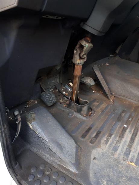 Mercedes 814 drążek kierowniczy z krzyżakiem