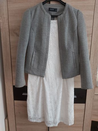 Sukienka żakiet roz 38