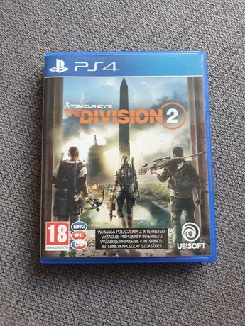The Division 2 ps4 PL PlayStation