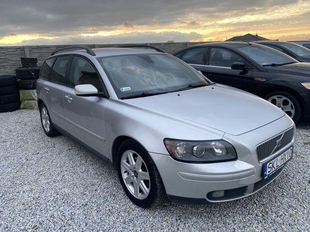 Volvo V50 2005 ! 2.0D ! 1wl 10 lat ! Klima ! Zadbany