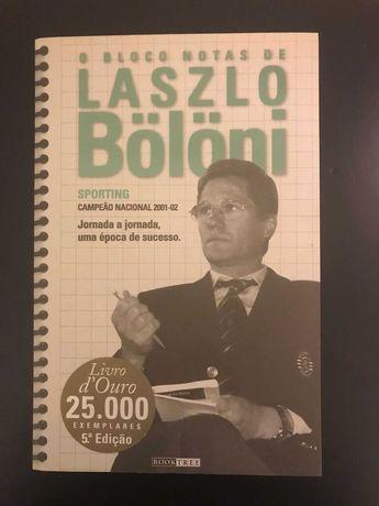 O Bloco de Notas de Laszlo Bölöni