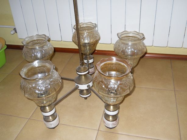 Klosze do lampy - 5 szt