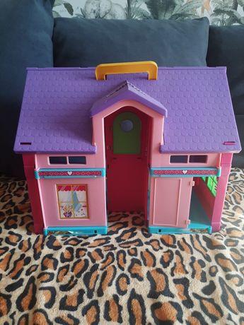 Большой дом домик для кукол