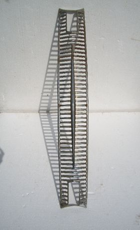 передняя решетка заз 968