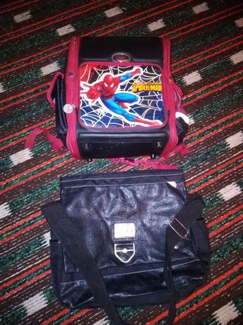 Рюкзак, портфель, сумка через плечо