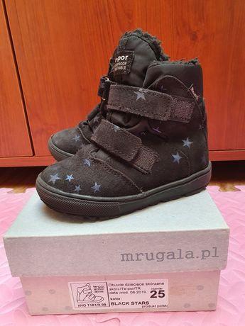 Buty zimowe Mrugała roz. 25