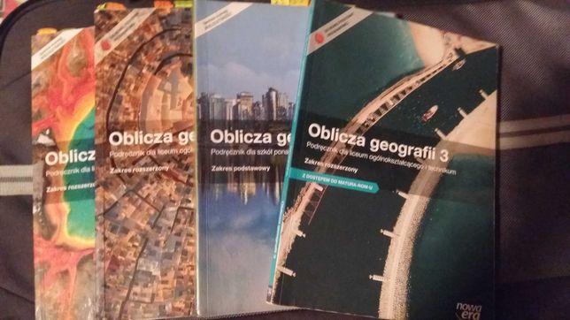 Oblicza geografii, Teraz Matura geografia
