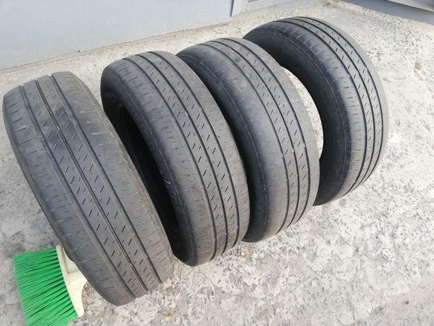 4 Колеса Лето 185 65 R15 Bridgestone Ecopia Остаток 5,4мм
