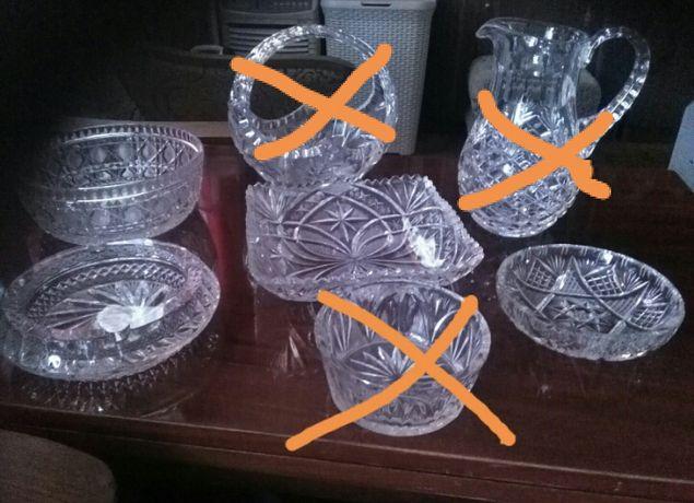 Kryształy  różne