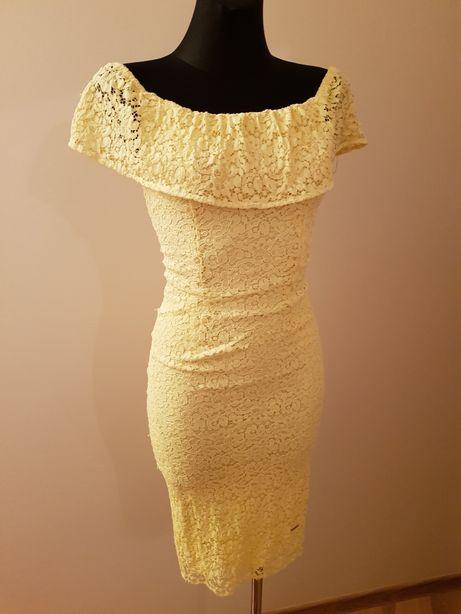 Sprzedam sukienkę hiszpanke Top Secret 34