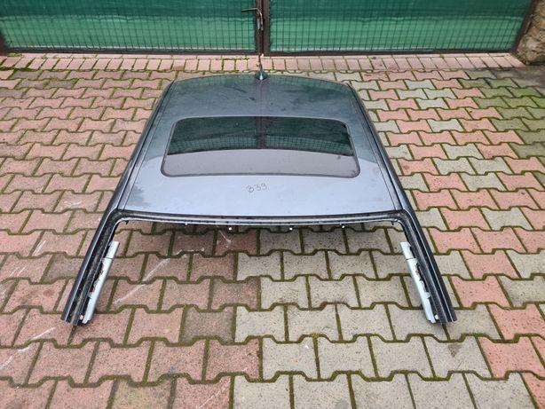 DACH kompletny BMW F30 sedan szyberdach słupki
