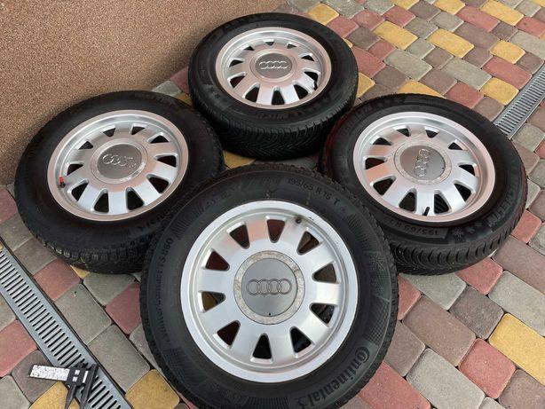 Ковані діски Krab 5*112 R15 VW Golf 4-Skoda rapid-faBia-Audi 3