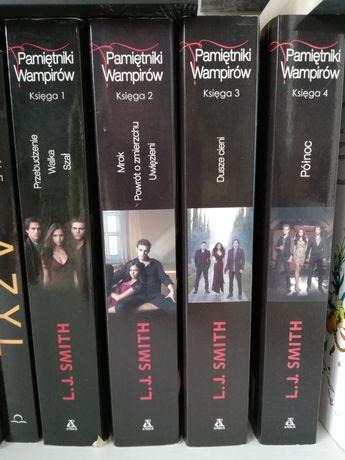 Pamiętniki wampirów L. J. Smith