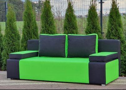 Sofa,kanapa,wersalka IZA Powierzchnia spania 145/200cm