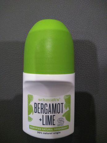 Dezodorant w kulce Schmidt's - nowy
