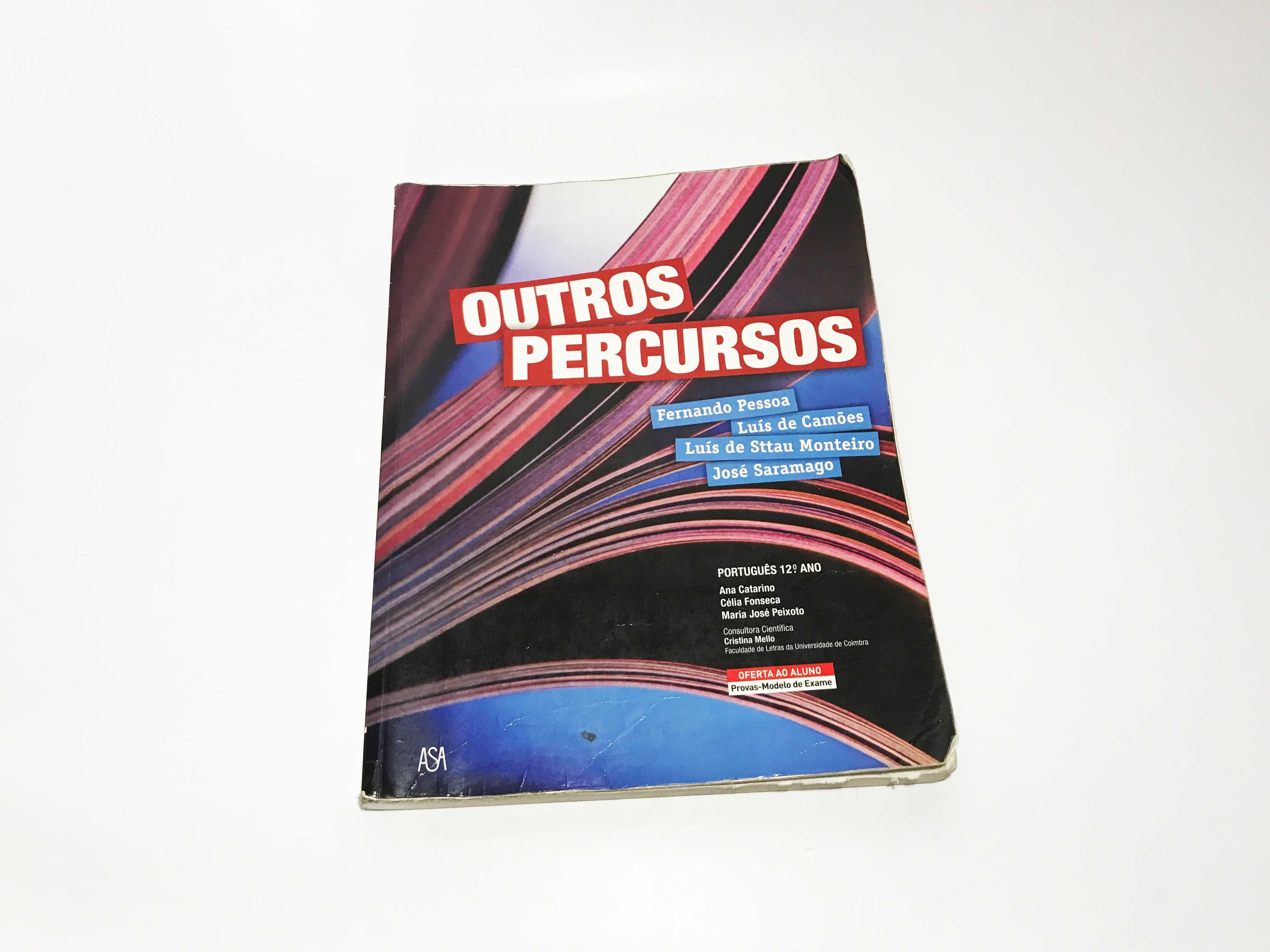 Outros Percursos - Manual de Português 12º ano