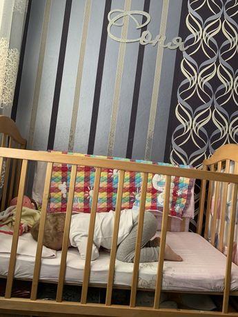 Дитяче ліжечко матрац дитяча постіль