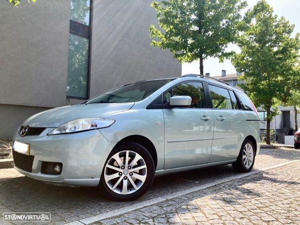 Mazda 5 MZR-CD 2.0 Sport